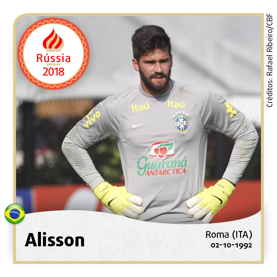 4a6557fcef Veja a lista de convocados da seleção brasileira para a Copa do ...