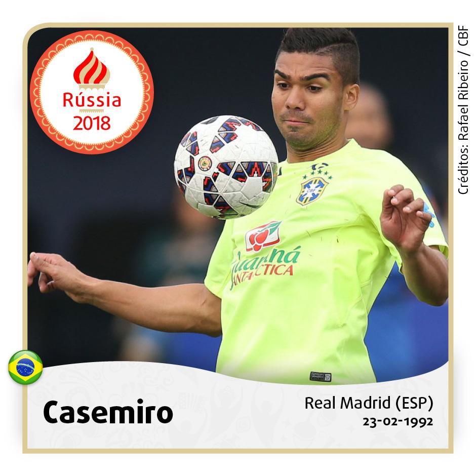 123387c7cf Confira o perfil dos brasileiros convocados para a Copa do Mundo ...